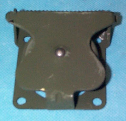 military vehicle recepticle cover